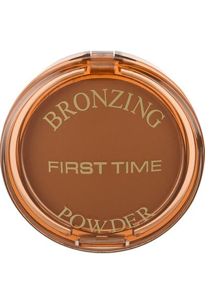First Time Bronzing Powder