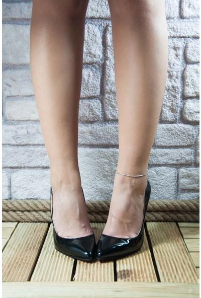 Noa Shoes Kadın Siyah Ayakkabı