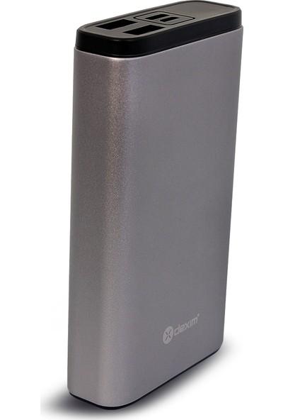 Dexim DCA0011 10000 mAh Metal Powerbank