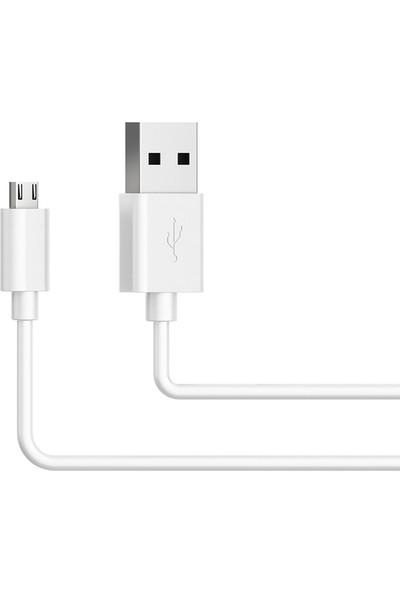 Dexim DAKSC0011-W 2.4 A Mikro USB Kablo - Beyaz
