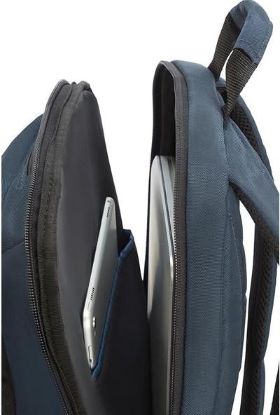 """Samsonite Guard IT 17.3"""" 2.0 Mavi Notebook Sırt Çantası CM5-01-007"""