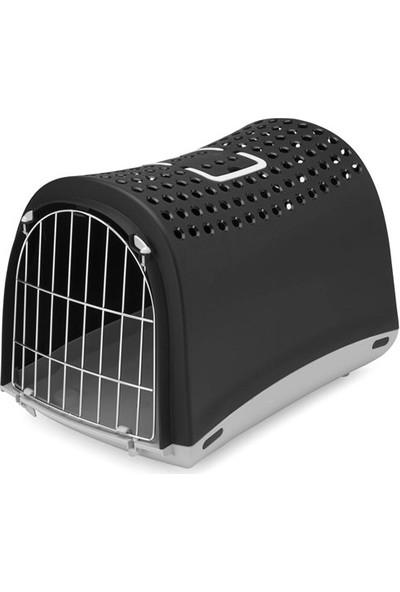 Imac Linus Kedi Köpek Taşıma Çantası Siyah 50X32X34,5Cm