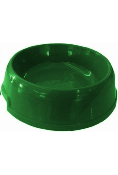 Markapet Köpek Mama Su Kabı Balık Desenli 500 Ml Yeşil