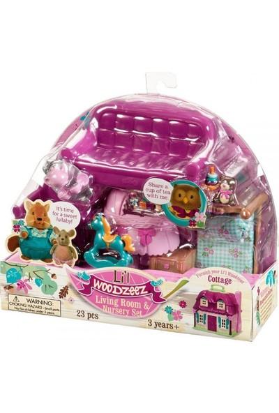 Li'l Woodzeez Oturma Odası Ve Bebek Odası Seti Aksesuar
