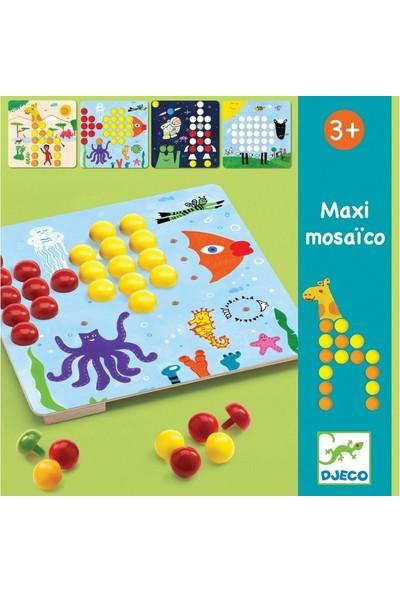Djeco Mosaico Maxi Beceri Oyuncağı