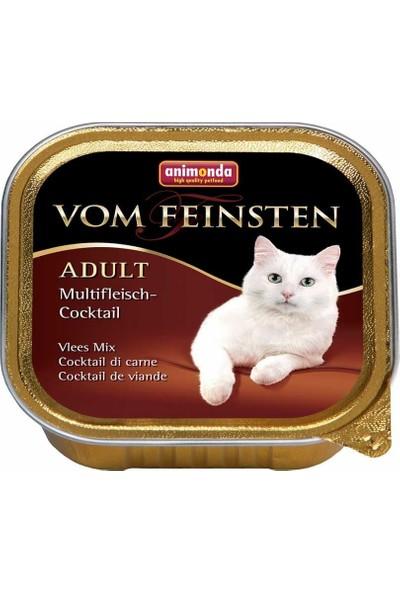 Animonda Vom Feinsten Karışık Etli Yetişkin Kedi Konservesi 100gr