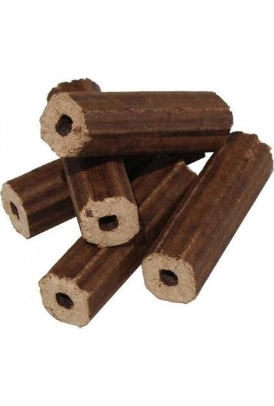 Vadi Orman İnam 15 Kg Preslenmiş Briket Şömine Odunu