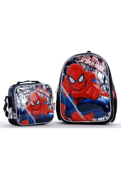 Hakan Çanta Spiderman 87735 Lisanslı Okul Çantası Seti