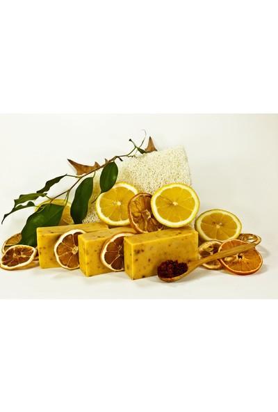 Limon Mersin Çiçeği Sabun