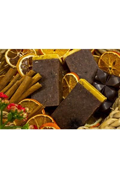 Portakal Çikolata Sabun