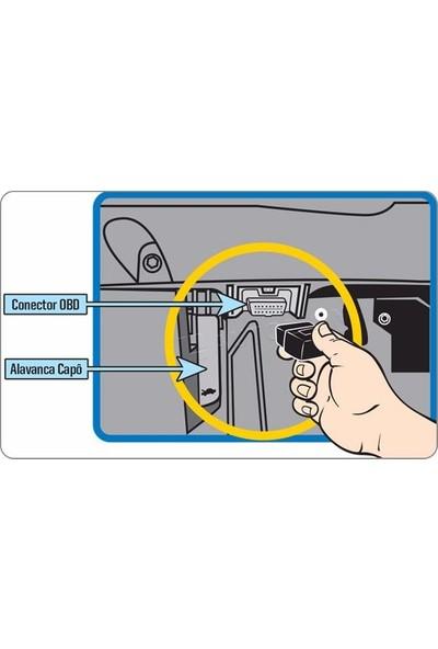 Opel Insignia 2010-Cam 4Lü Kaldırma Kapatma Modülü Araca Özel Obd