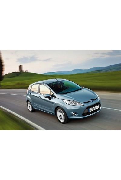 Ford Fiesta 2009-2012 4Lü Cam Kaldırma Kapatma Modül Oem