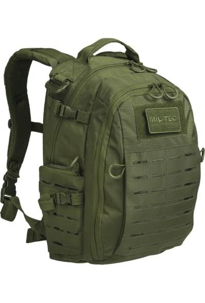 Mil-tec Outdoor ve Taktikal 25 Lt Sırt Çantası 14047001 Yeşil