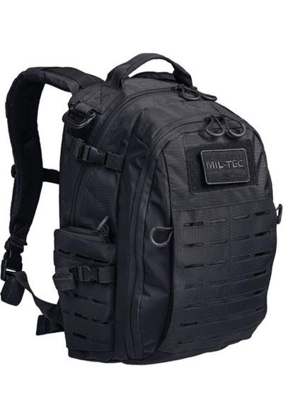 Mil-tec Outdoor ve Taktikal 25 Lt Sırt Çantası 14047002 Siyah