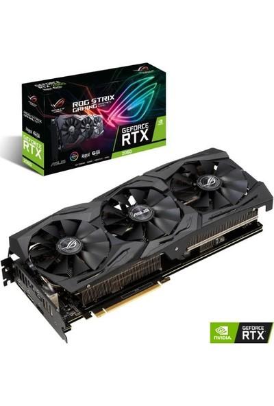 Asus ROG Strix GeForce RTX 2060 Gaming Advanced Edition 6GB 192Bit GDDR6 (DX12) PCI-E 3.0 Ekran Kartı (ROG-STRIX-RTX2060-A6G-GAMING)