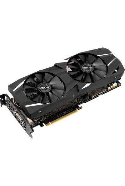 Asus DUAL GeForce RTX 2060 6GB OC 192Bit GDDR6 (DX12) PCI-E 3.0 Ekran Kartı (DUAL-RTX2060-O6G)