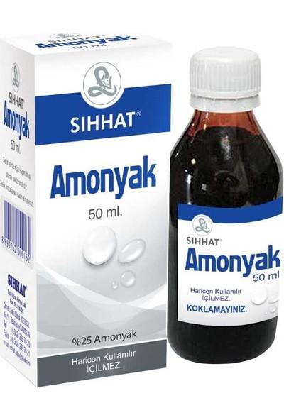 Sıhhat Amonyak 50 ml