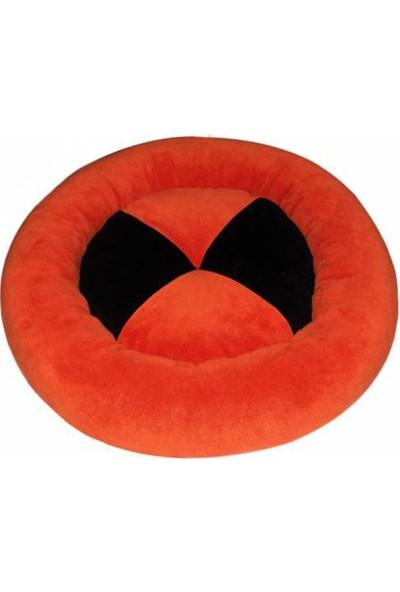 Bronza Coloured Kedi-Köpek Yatağı Turuncu
