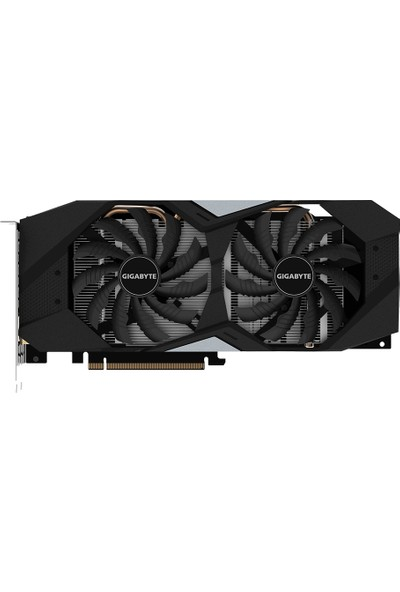 Gigabyte Nvidia GeForce RTX 2060 Windforce OC 6GB 192Bit GDDR6 (DX12) PCI-E 3.0 Ekran Kartı (GV-N2060WF2OC-6GD)