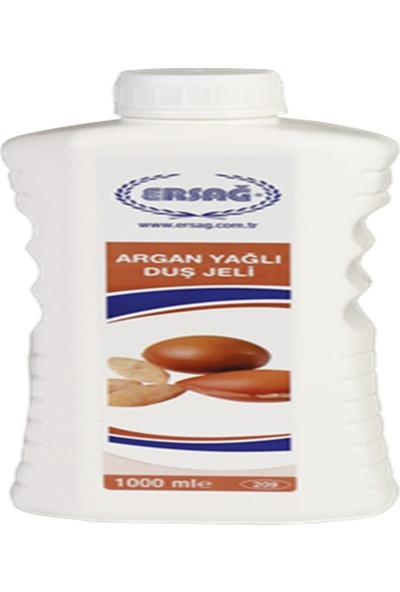 Ersağ Argan Yağlı Duş Jeli 1000 ml