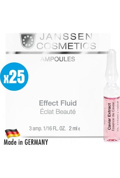 Janssen Cosmetic Caviar Extract Vitalisieren - 25 Adet x 2ml