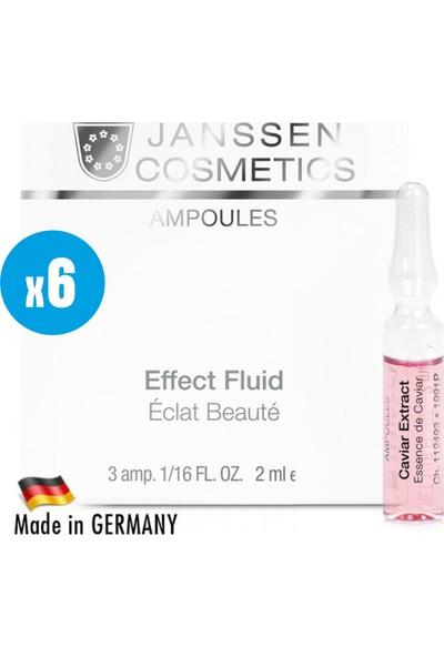 Janssen Cosmetic Caviar Extract Vitalisieren - 6 Adet x 2ml