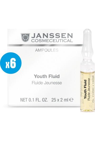 Janssen Cosmetic Hyaluron Fluid Demanding Skin - 6 Adet x 2ml