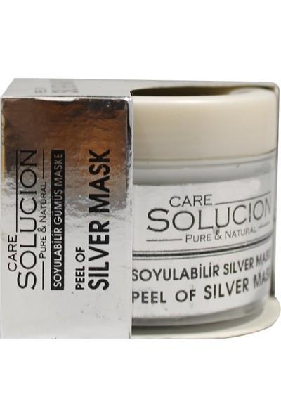 Solucion Silver Yüz Maskesi 100 ml Kavanoz