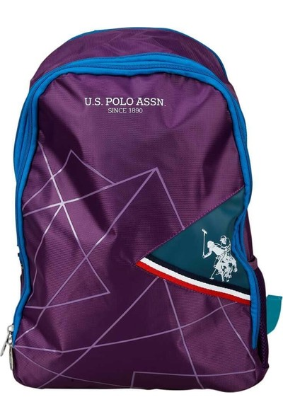 U.S. POLO Okul Çantası Mor 8317