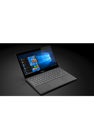 "Hometech Alfa 130P Intel Pentium N4200 4GB 64GB eMMC Windows 10 Home 13.3"" FHD Taşınabilir Bilgisayar"