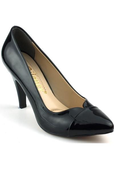 Bilener Stiletto 8Cm Kadın Topuklu Ayakkabı Yastık Taban 502
