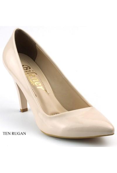 Bilener Stiletto 8Cm Kadın Topuklu Ayakkabı Yastık Taban 503