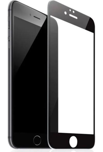 YK Design iPhone 8 5D Kavisli Temperli Tam Cam Ekran Koruyucu