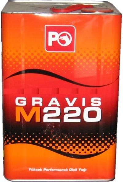 P.Ofisi Gravis M 220 Teneke 16 Kg
