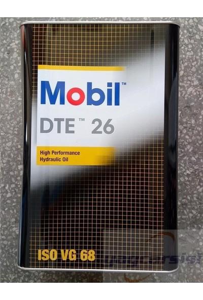 Mobil Dte 26 Teneke 18 Litre (16 Kg)