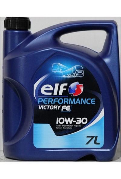 Elf Performance Victory Fe 10W30 7 Litre