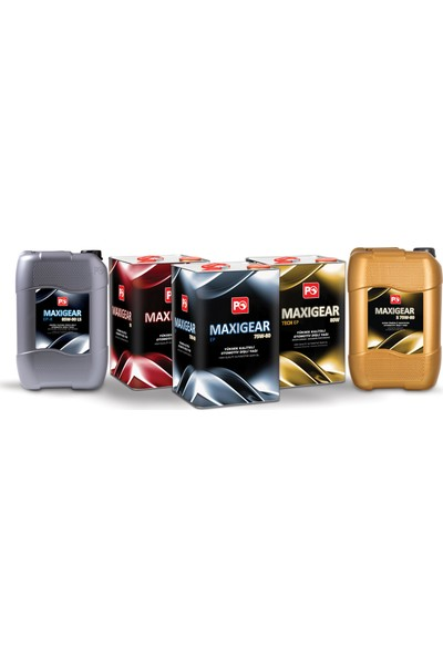 Petrol Ofisi Maxigear Ep 80W90 Teneke 16 Kg (18 Litre)