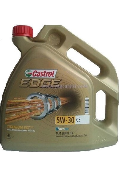 Castrol Edge 5W30 C3 4 Litre