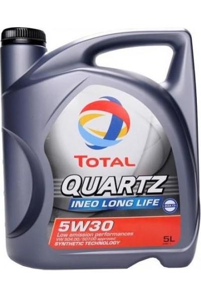 Total Quartz İneo Longlife 5W30 5 Litre