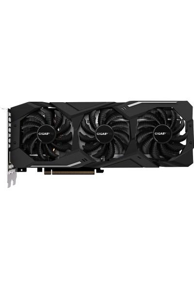 Gigabyte GeForce RTX 2070 Windforce 8GB 256Bit GDDR6 (DX12) PCI-E 3.0 Ekran Kartı GV-N2070WF3-8GC