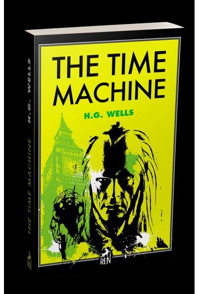 The Time Machine - H. G. Wells