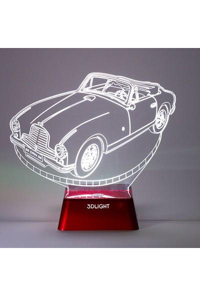 3D Light Caprio Vw 3D Lamba