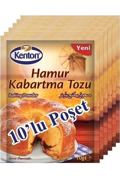 Kenton Hamur Kabartma Tozu 10'Lu