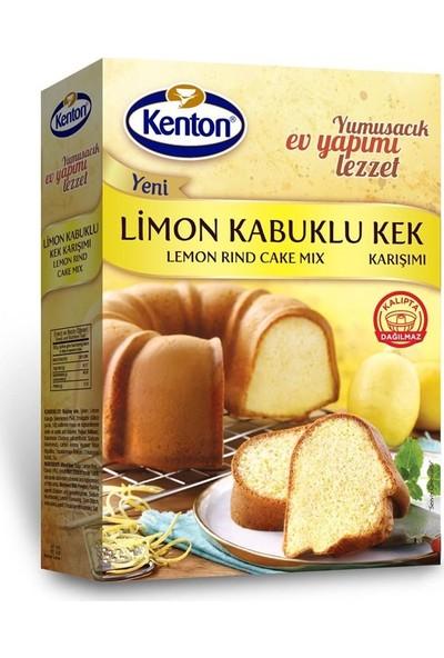 Kenton Kek Karısımı Limon Kabuklu 450 Gr
