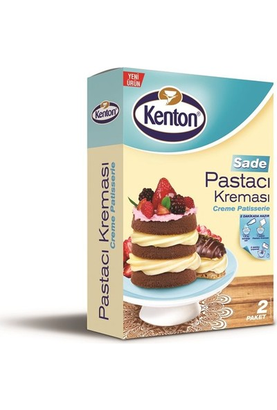 Kenton Pastacı Kreması 132 Gr