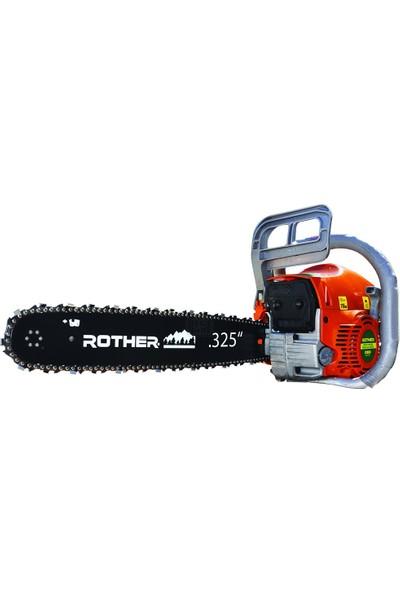 Rother Rtr250 Benzinli Ağaç Kesme Motoru 50 Cm