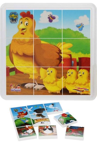 Pilsan Animal Puzzle Set 03-355