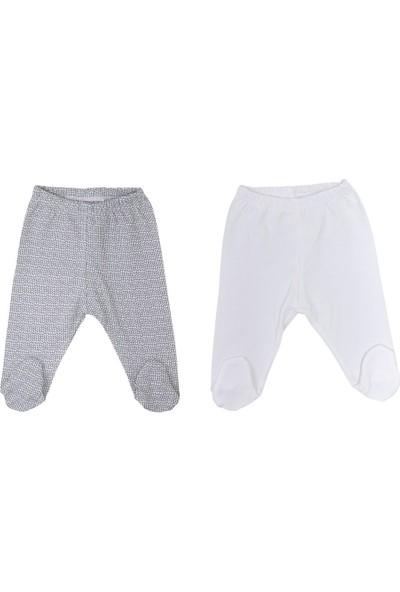Andy Wawa Perfect 2'li Patikli Bebek Pantolonu AC9044