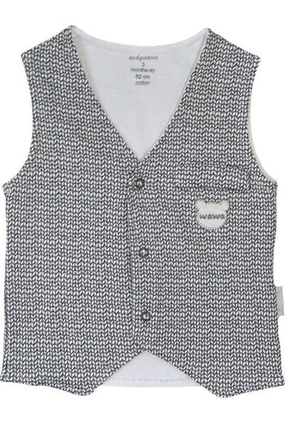 Andy Wawa Vest Perfect Bebek Yeleği AC9049