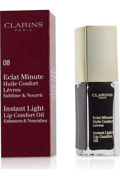 Clarins Lip Comfort Oil 08